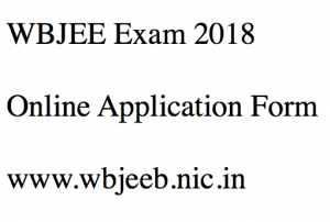 WBJEE 2021 Application Form Notification Online West Bengal Joint Entrance Exam
