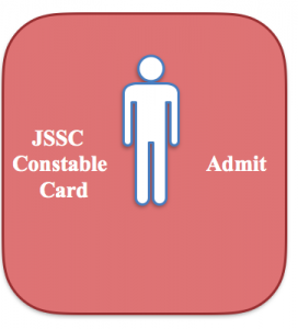 Jharkhand IRB Admit Card 2020 Police Constable jssc.in Exam Date