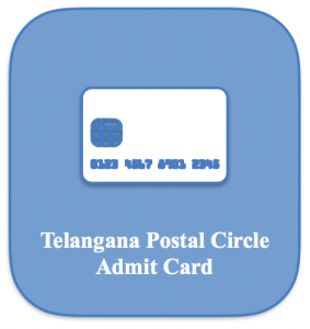 Telangana Postman Admit Card 2020 TS Postal Circle Hall Ticket