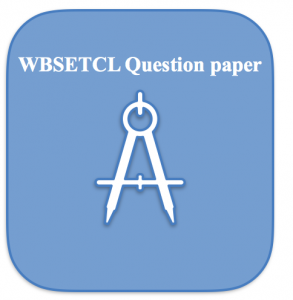 wbsetcl previous years paper download solved je junior engineer electrical engineering exeutive office tecnician grade 3 old question paper last 5