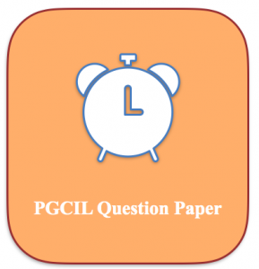 PGCIL Diploma Trainee Previous Question Paper - Electrical ECE Old Set