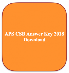 army public school answer key download 2018 aps csb teacher exam solution model solved