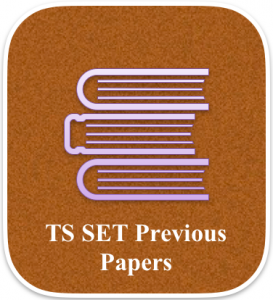 TS SET Previous Papers Download Year Wise Solved Old Question Paper PDF