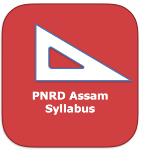 pnrd assam syllabus 2018 written test exam rural panchayat development department written test pattern exam syllabus pdf