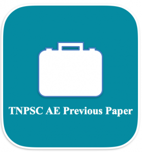 tnpsc ae prevoius years question paper download link old solved question paper PDF tamil nadu assistant engineer engineering services exam answer key with solution solved
