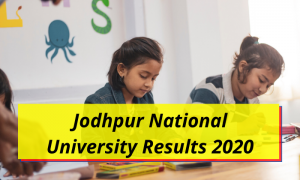 Jodhpur National University Result 2021 JNU Jodhpur BA BSC Results
