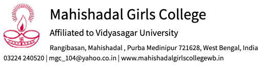 Mahishadal Girls' College Merit List 2021 BA BSC Admission Hons General
