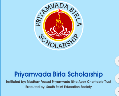 Priyamvada Birla Scholarship 2021 Application Form Online Eligibility Criteria