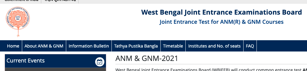 wbjee gnm result release date will be in september 2021 after the wbjeeb conducts exam