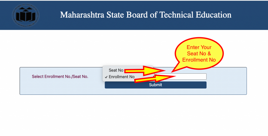 MSBTE Diploma Result 2021 check here
