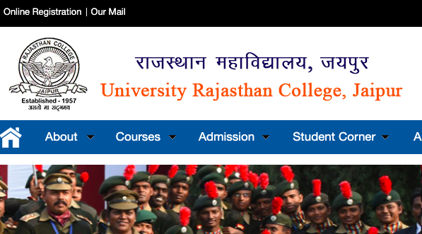 Rajasthan College Cut Off List 2021 University Rajasthan College Merit list