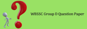 WBSSC Group D Previous Question Paper Download PDF | RLST Non Teaching