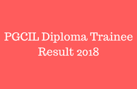 PGCIL Diploma Trainee Result 2020 | Expected Cut Off Marks ER NR