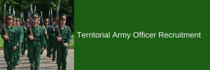 Territorial Army Officer Recruitment 2020 Join Indian Army
