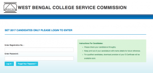 wb set result 2018 how to check scorecard e certificate wbcsc west bengal state eligibility test cut off marks paper 1 2 3 subject wise